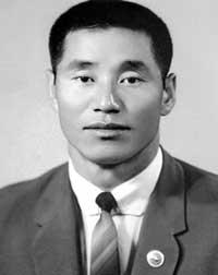 Supreme Master Kim Bok Man, circa 1966.