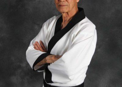 Supreme Master Bok Man Kim in 2014