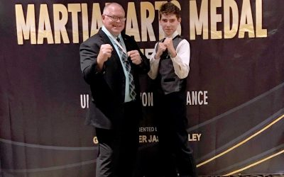 Kansas Chun Kuhn Taekwondo Instructor Receives International Medal of Merit