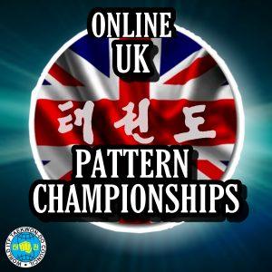 2021 Online UK ITF Taekwon-do Pattern Championships