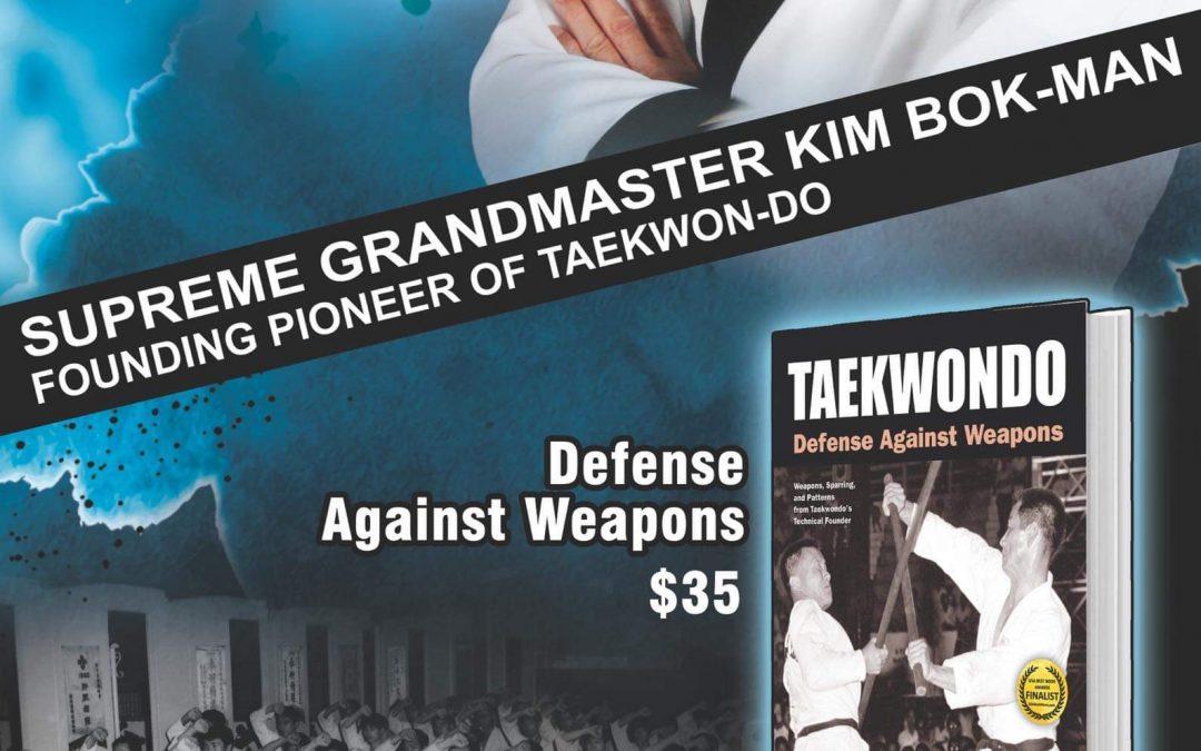 Martial Arts Center Hosts Supreme Master Bok Man Kim for Book Signing